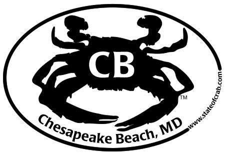 Chesapeake Beach, Maryland Bumper Sticker