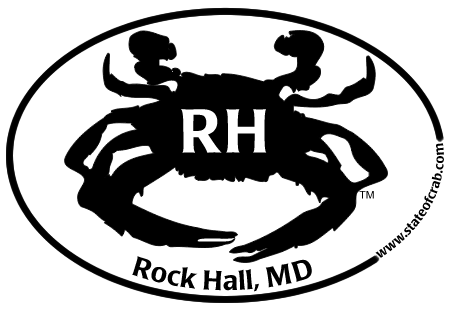 Rock Hall, Maryland Bumper Sticker